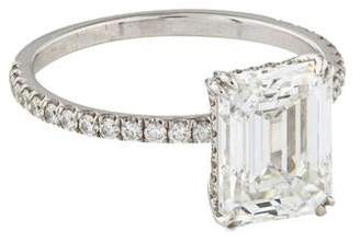 Anita Ko 3.02ct Diamond Engagement Ring