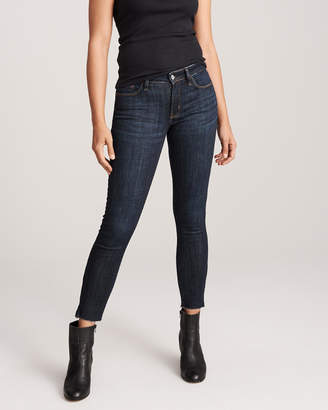 Abercrombie & Fitch Low Rise Ankle Jeans
