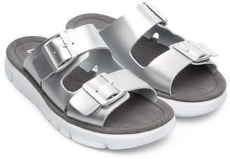 Camper Oruga Leather Sandal