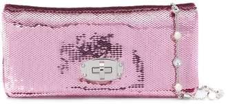 Miu Miu Sequin cross-body bag