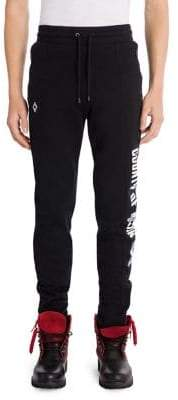 Marcelo Burlon County of Milan NBA Sweatpants