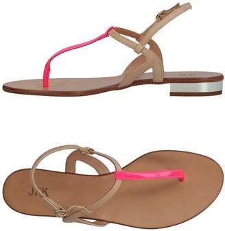 JFK Toe strap sandals - Item 11363054