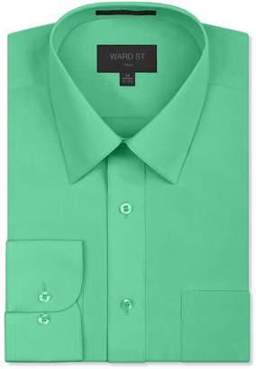 Ward St Men's Regular Fit Dress Shirts, 3XL, 19-19.5N 34/35S