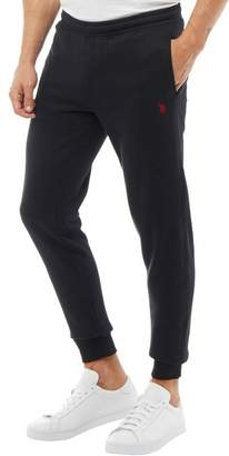 U.S. Polo Assn. Mens Stanford Joggers Black