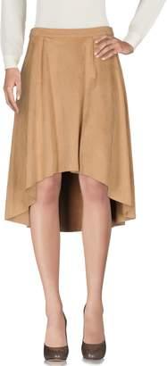 Supertrash Knee length skirts - Item 35327752