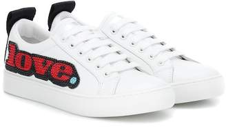 Marc Jacobs (マーク ジェイコブス) - Marc Jacobs Love Embellished Empire sneakers