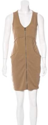 Alexander Wang Sleeveless Scoop Neck Dress