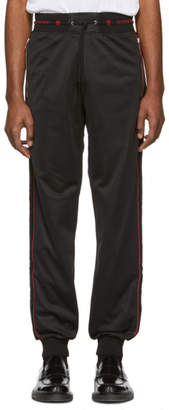 Givenchy Black 4G Side Band Lounge Pants