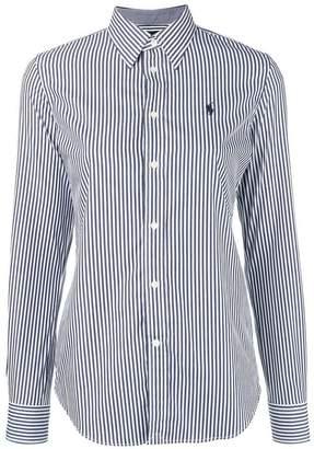 Polo Ralph Lauren pinstripe shirt