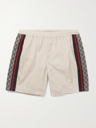 4b094e8b Men Gucci Swim Shorts - ShopStyle