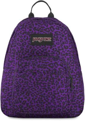 JanSport Mini Specialty Leopard-Print Backpack