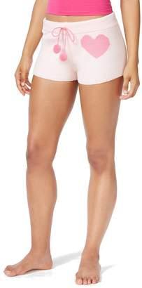 Betsey Johnson XOX Trolls Cozy Sweater Shorts