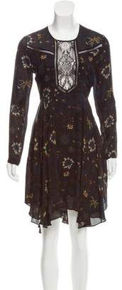 A.L.C. Cynthia Silk Dress w/ Tags