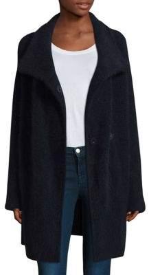 360 Cashmere Trinity Raccoon Fur Jacket