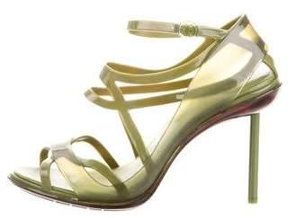 Melissa Multistrap Rubber Sandals