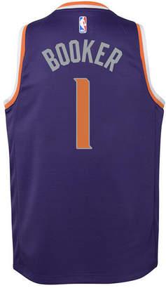 Nike Devin Booker Phoenix Suns Icon Swingman Jersey, Big Boys (8-20)