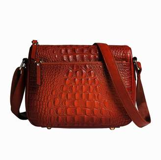 Vicenzo Leather Sonaa Leather Crossbody Handbag