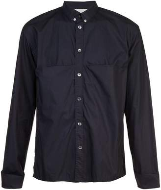 Stephan Schneider chest slit pocket shirt