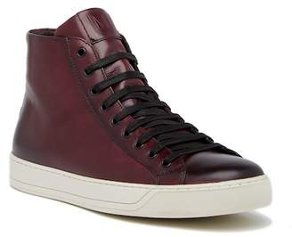 Bruno Magli Wilson Leather Hi-Top Sneaker