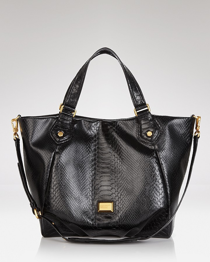 MARC BY MARC JACOBS Satchel - Supersonic Snake Fran