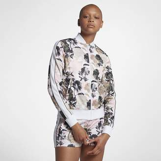 Converse Linear Floral Womens Track Jacket