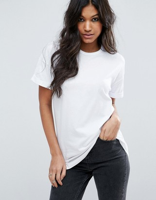 ASOS The Ultimate Easy Longline T-Shirt $18.50 thestylecure.com