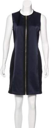 Rag & Bone Sleeveless Satin Dress