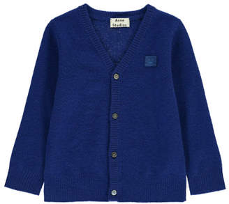 Sale Factory Outlet Sale - Mini Neve Wool Cardigan - Acne Studios Acne Studios Fast Delivery Sale Online Classic Online xGeWSwV