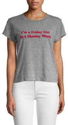 Wildfox Couture Friday Girl Tee