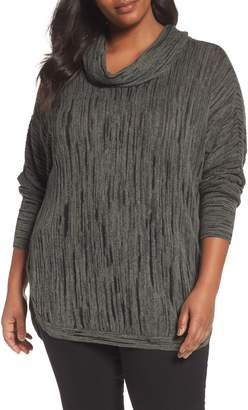 Nic+Zoe Cowl Neck Top