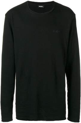 Diesel long sleeved sweatshirt