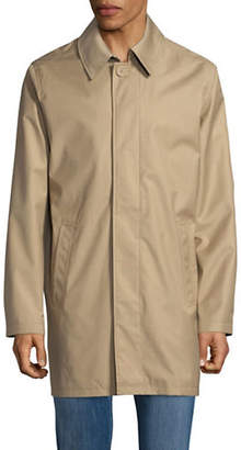 London Fog Rainwear Twill Jacket