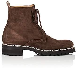 Harris Men's Suede Lace-Up Boots