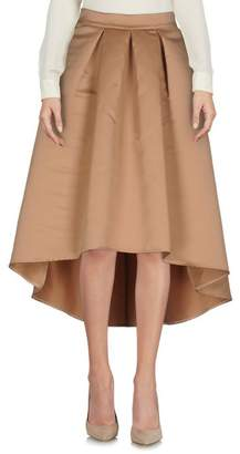 Soallure Knee length skirt