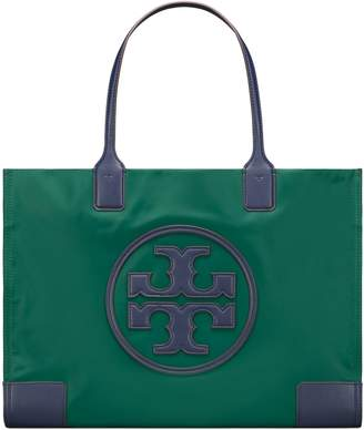 Tory Burch ELLA COLOR-BLOCK TOTE