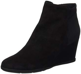 Geox Women's Inspiration Wedg 4 Ankle Bootie