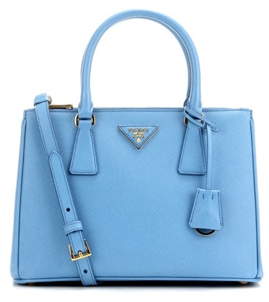 prada Prada Galleria Saffiano Small Leather Shoulder Bag