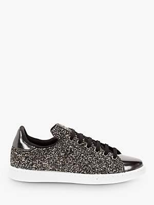 Victoria Tenis Glitter Trainers, Grey