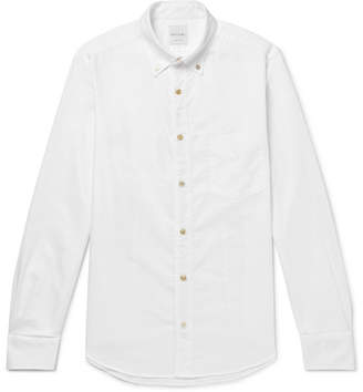 Paul Smith Soho Slim-Fit Button-Down Collar Cotton Oxford Shirt