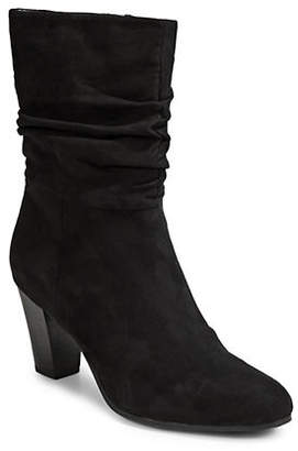 Sam Edelman Whitney Ruched Boots/3'