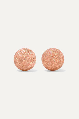 Carolina Bucci 18-karat Rose Gold Earrings