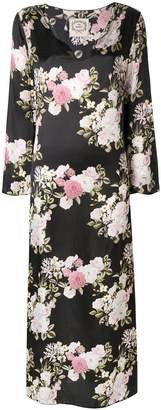 DAY Birger et Mikkelsen Pink Memories rose-print maxi dress