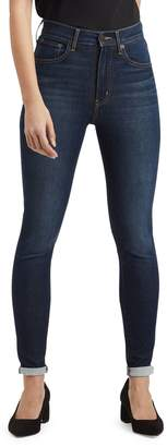 Levi's Mile High Super Skinny On The Rise Jeans