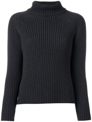 Odeeh ribbed roll neck jumper