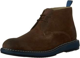 Clarks Men's Kenley Mid Lace up Chukka Boot
