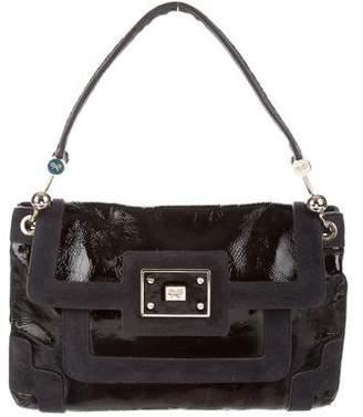 Anya Hindmarch Patent Leather Shoulder Bag