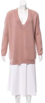 Stella McCartney Wool & Alpaca Oversize Sweater