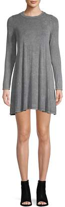 Ppla Women's Long-Sleeve Mini Dress