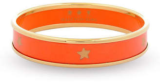 NEW Halcyon Days Gold Star & Orange Medium Bangle