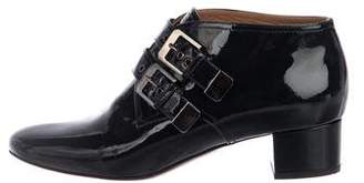 Laurence Dacade Patent Leather Booties